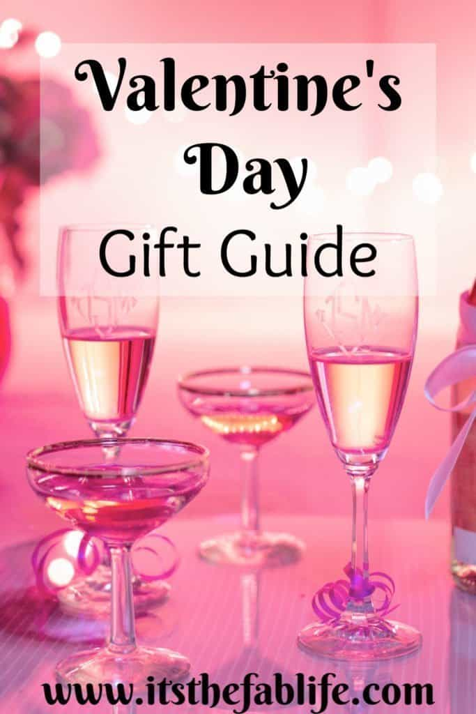 Valentine's Day Gift Guide   Gifts for Her   Gifts for Him   #valentinesday #giftguide #gifts #love