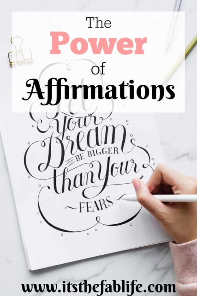 The Power of Affirmations   Positive Thoughts   #affirmations #positivity