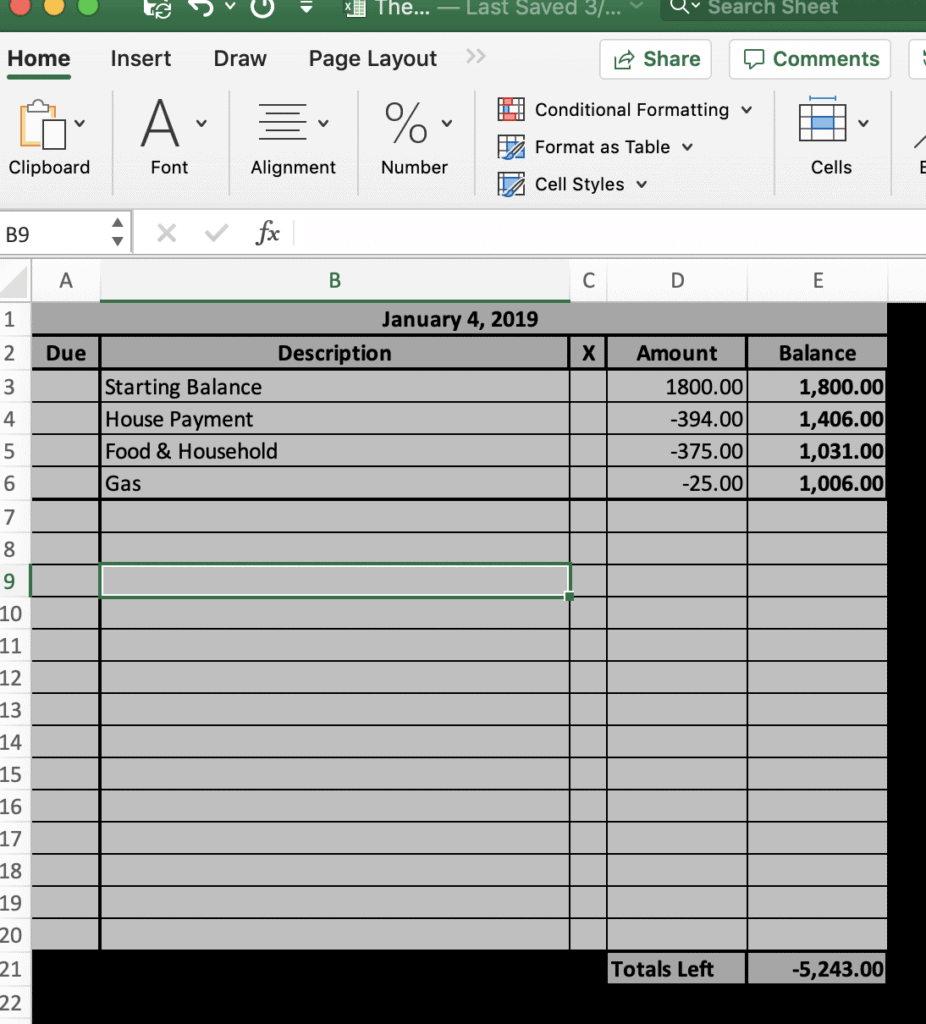 The Fab Life Budgeting System   How to Budget   Weekly Budget Plan   #budgeting #money #money management