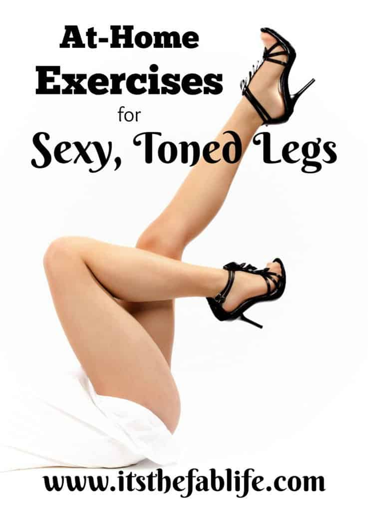 Quick At-Home Leg Exercises | Toned Legs | Home Fitness | #fitness #exercise #exerciseroutine #thefitlife